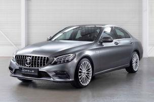 Mercedes C-Klasse: Hofele-Tuning
