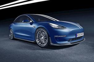 Tesla-Tuning für 4900 Euro