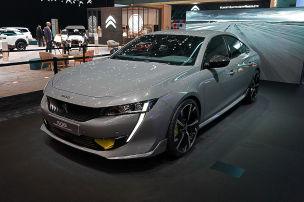 508 wird zum Hybridsportler