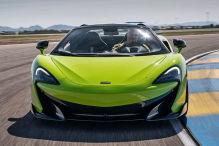 McLaren 600LT Spider: Fahrbericht