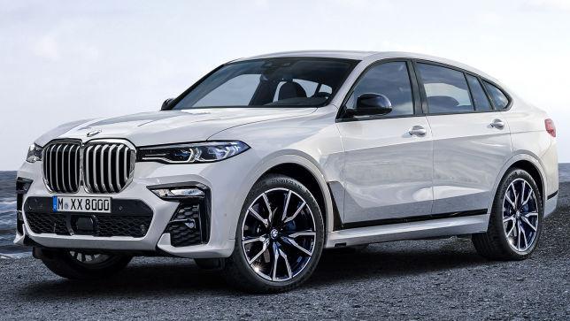 Das nächste SUV-Coupé von BMW kommt