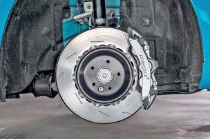 Warum die Bremsen quietschen
