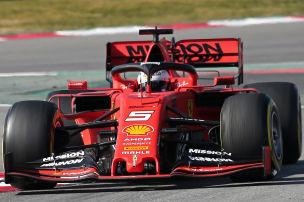 Ferrari schockt die Konkurrenz