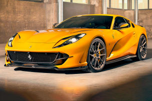 Ferrari 812 Superfast: Novitec