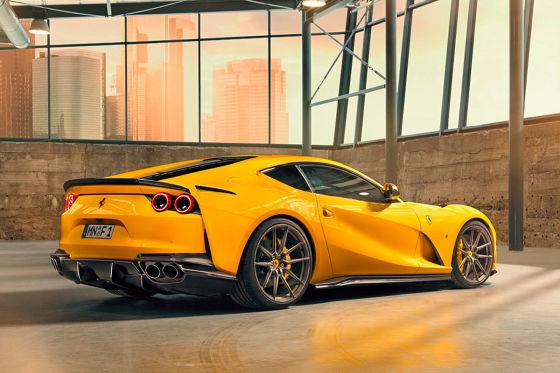 Performance-Plus für den Über-Ferrari