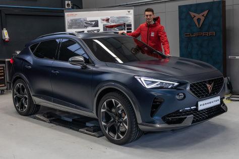 Cupra Formentor 2019 Test Studie Motor Serie Suv
