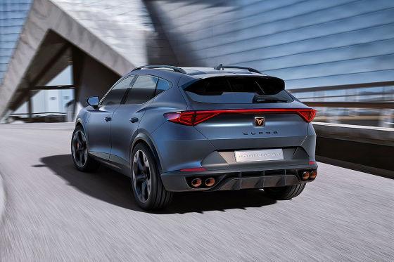 Cupra kündigt neues SUV an