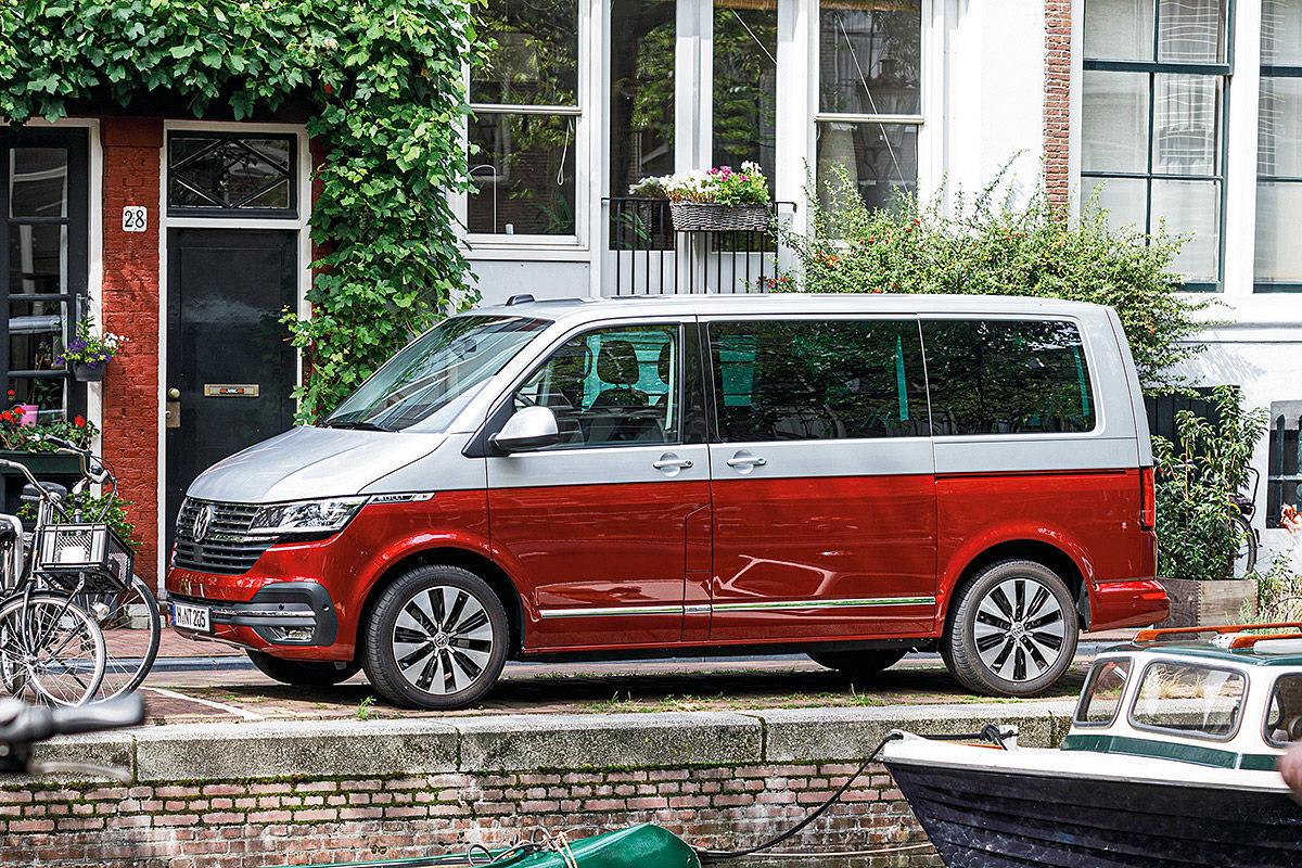 VW T6 Facelift (2019)