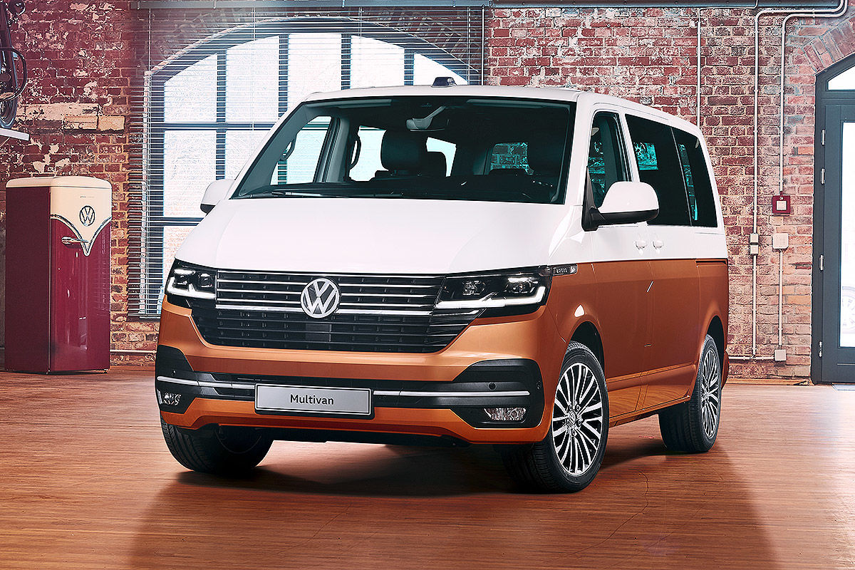 VW T6 Facelift (2019)