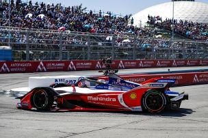 Formel E in Mexiko