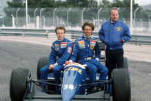 Formel 1: 1000 WM-Rennen