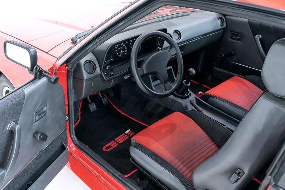 Opel Manta GSi im Neuzustand