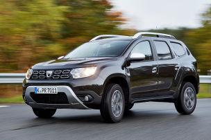 12 SUVs bis 25.000 Euro