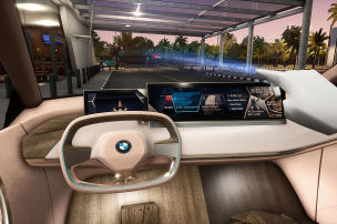 BMW bekommt neues Bediensystem
