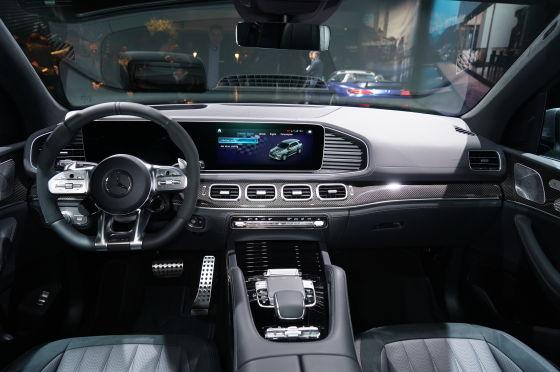 Alle Infos zum Mercedes-AMG GLE 53