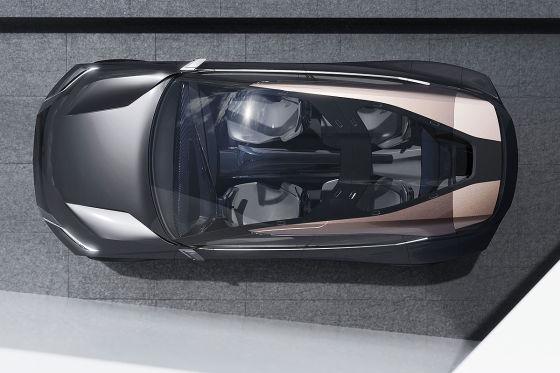 Nissans Ausblick in die Zukunft