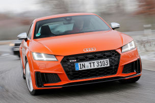 Diesen Audi kann jeder schnell fahren