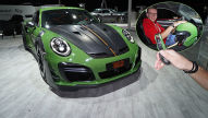 Porsche 911 Turbo S Techart GT Street RS