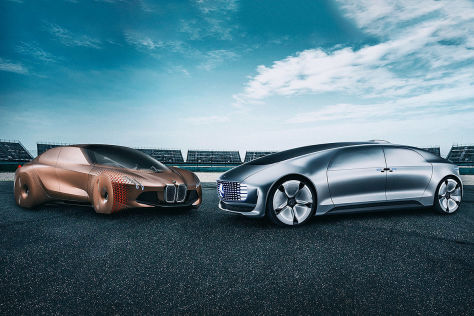 Daimler und BMW: Automatisiertes Fahren
