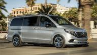 Mercedes EQV (2019): V-Klasse Elektro