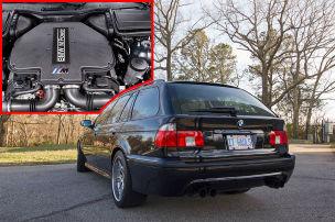 BMW M5 E39 Touring