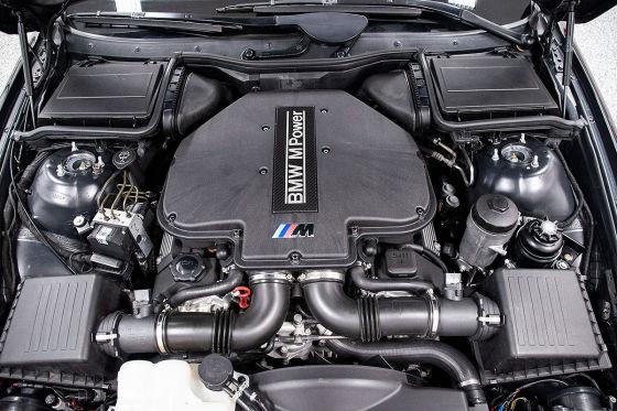 Den gab es nie offiziell: M5 E39 Touring