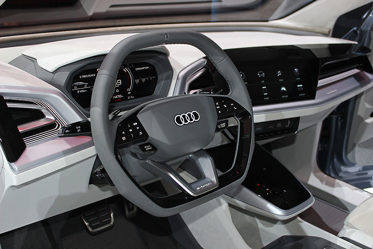 Bildergalerie Audi Q4 e-tron concept (2019)