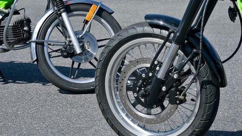 Ratgeber: Motorradreifen