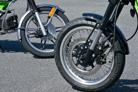Ratgeber Motorradreifen