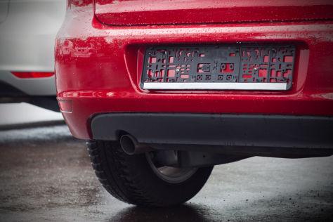 Fahren ohne Zulassung: Strafen