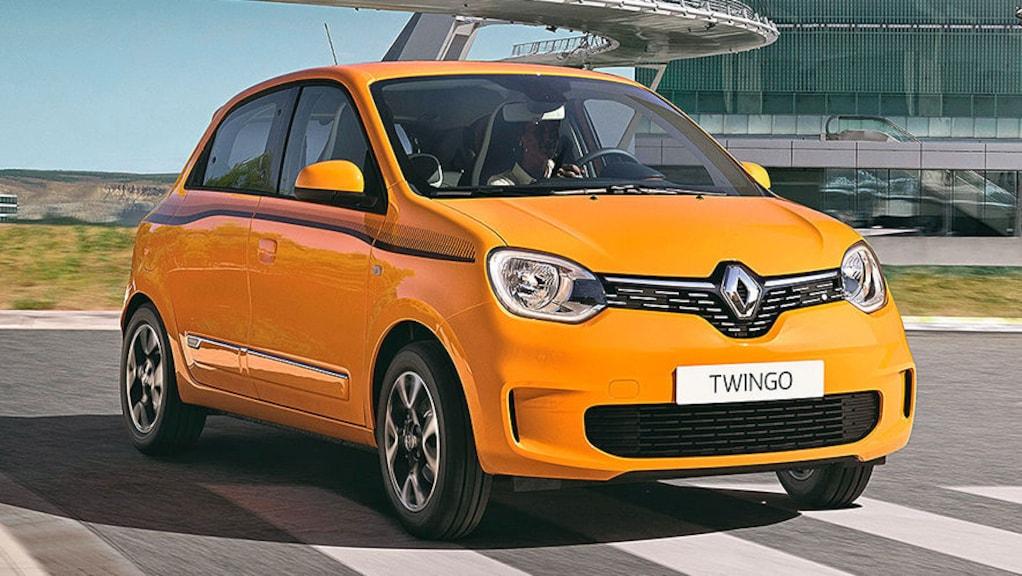 Renault zeigt Twingo in Genf