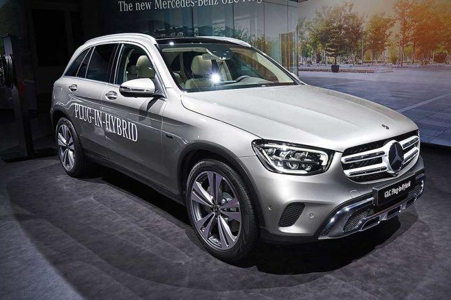 Mercedes Glc 2019 Test Erste Infos Sitzprobe
