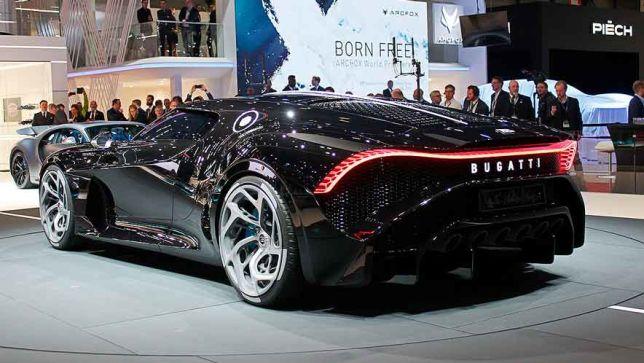 bugatti la voiture noire 2019 supersportler. Black Bedroom Furniture Sets. Home Design Ideas