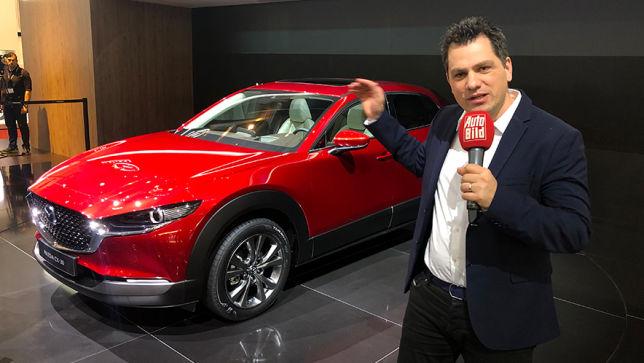 Mazda in Genf mit neuem SUV