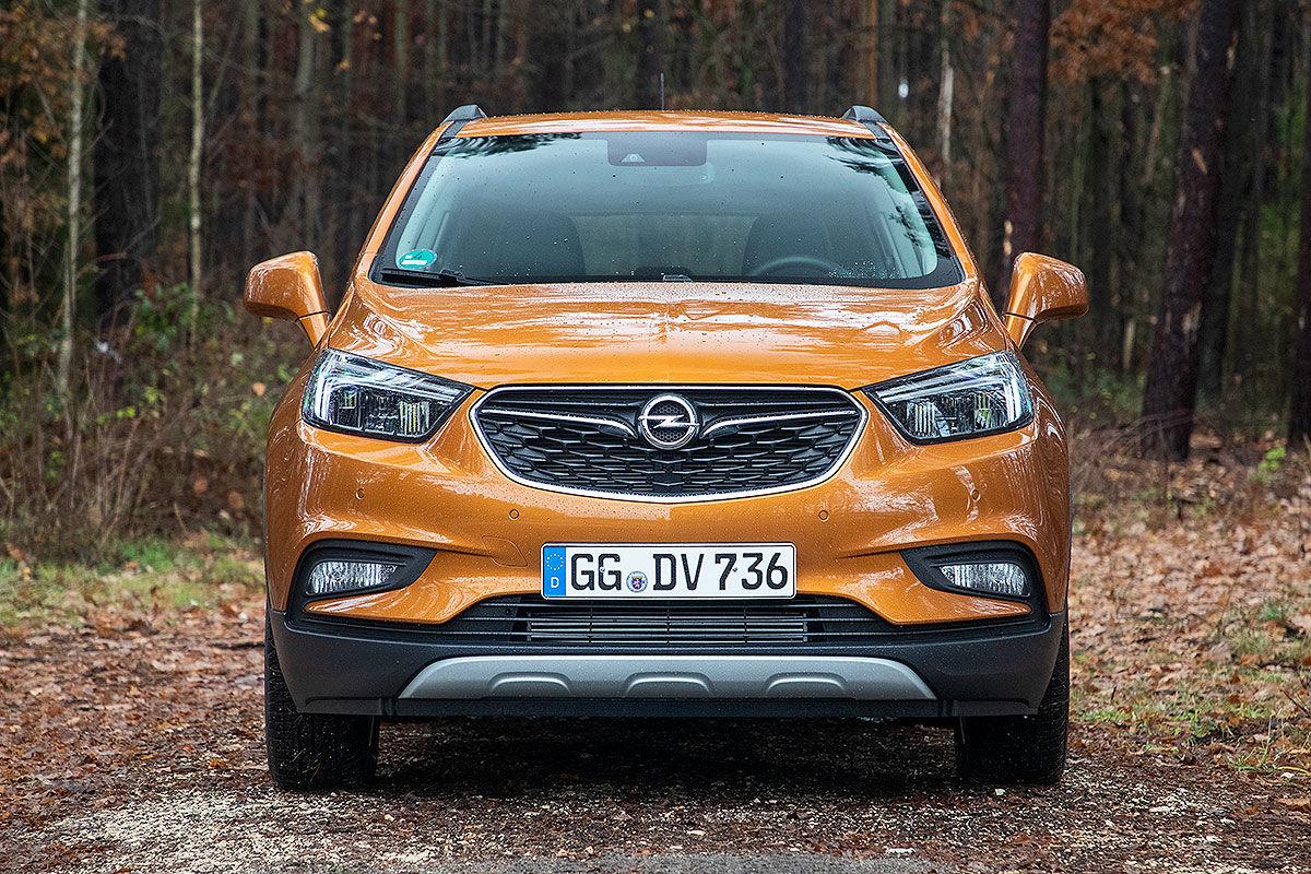 Kaufberatung Opel Mokka X