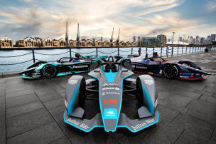 Formel E: ePrix in London