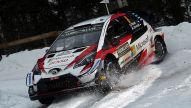 WRC: Rallye Schweden