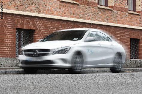 19-Jähriger im Car2Go-Mercedes gestoppt