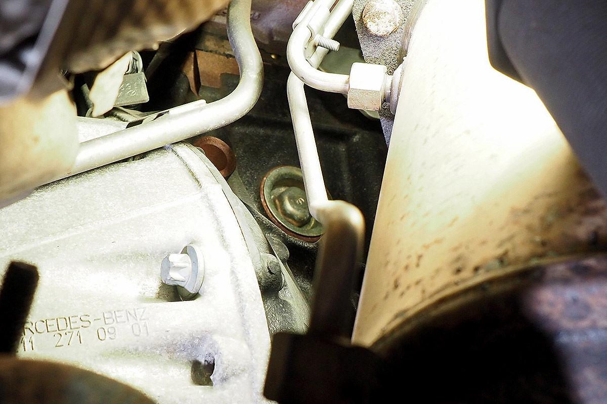 Motorvorwärmer nachrüsten in zehn Schritten