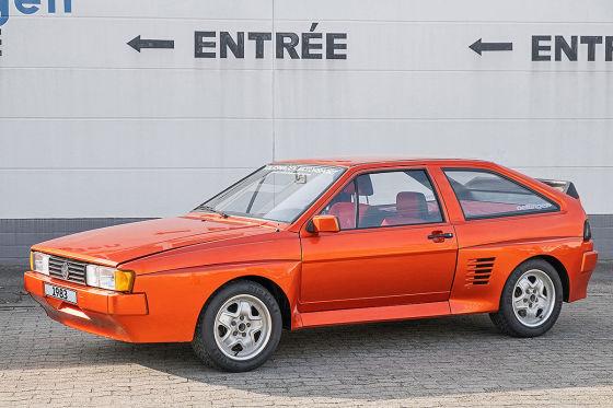 VW Scirocco und Corrado: Ausstellung