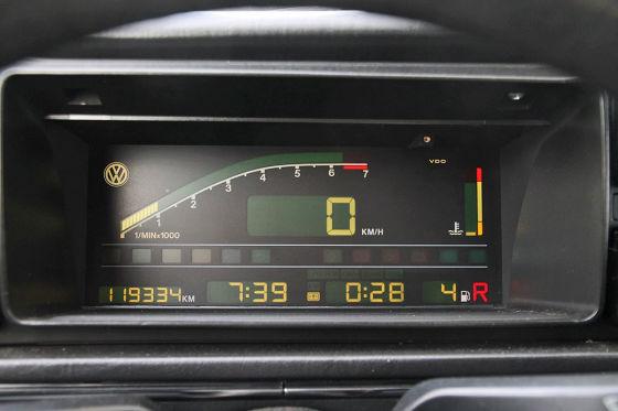 Golf 2 GTI mit Digital-Cockpit zum Verkauf
