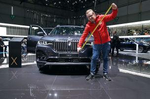 BMW X7 / 7er Nieren im Vergleich