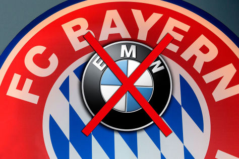 FC Bayern: BMW statt Audi als Sponsor
