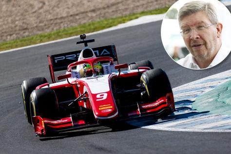 Brawn schwärmt von für Mick Schumacher