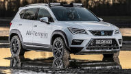Seat Ateca: JE Design All Terrain