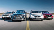 RAV4/CR-V/C5 Aircross/CX-5