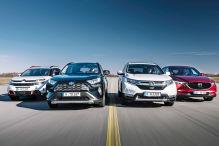 Zwei SUV-Hybride gegen die alte Welt