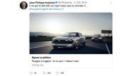 Abstimmung zum Peugeot E-Legend