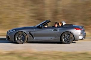 Neuer BMW Z4 im ersten Test