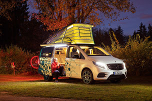 Concept Marco Polo: Wohnmobil-Vorstellung
